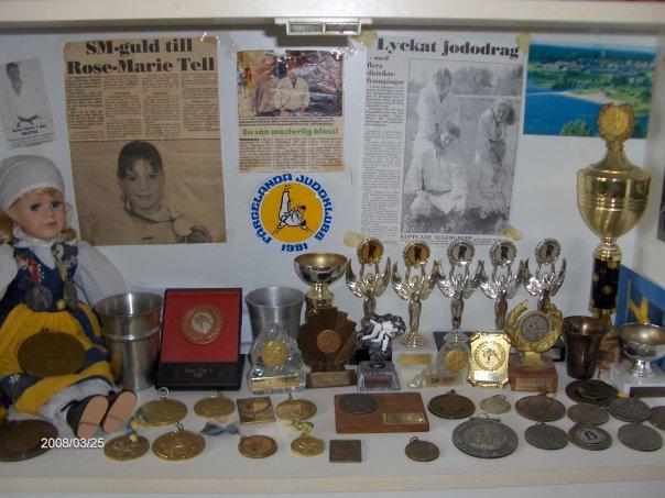 Medaljhyllan